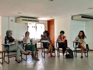 Feminismo e literatura são tema de roda de conversa na DPU em Porto Alegre