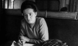 O feminismo que nasceu com Simone de Beauvoir
