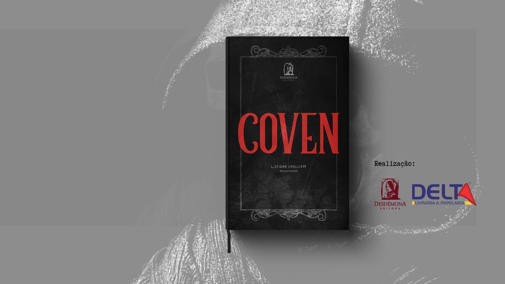 Lançamento online livro Coven